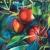 "Ontario apples, 20""x16"", acrylic on canvas, ©2016 Donna Grandin. $600."